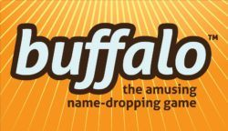 Buffalo: the name dropping game