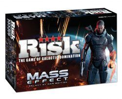 Risk: Mass Effect Galaxy at War Edition