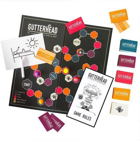 Gutterhead