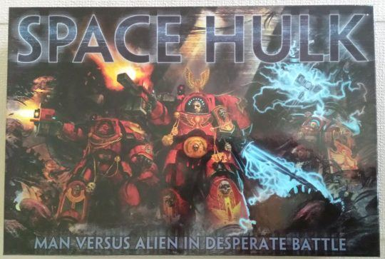 Space Hulk (fourth edition)