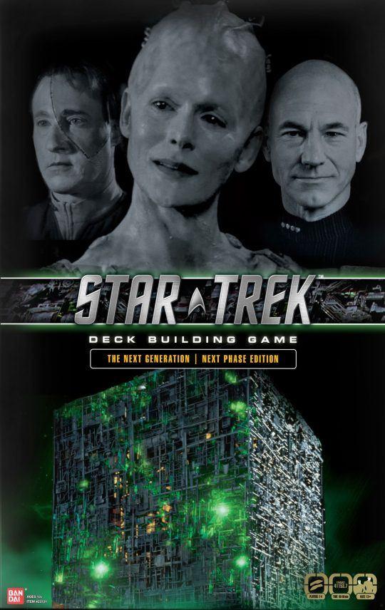 Star Trek Deck Building Game: The Next Generation – Next Phase