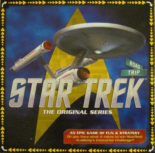 Star Trek Road Trip
