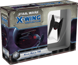 Star Wars: X-Wing Miniatures Game – TIE Silencer Expansion Pack
