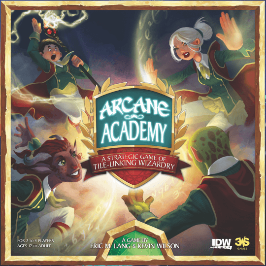 Arcane Academy