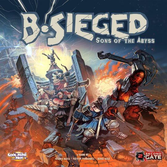 B-Sieged: Sons of the Abyss