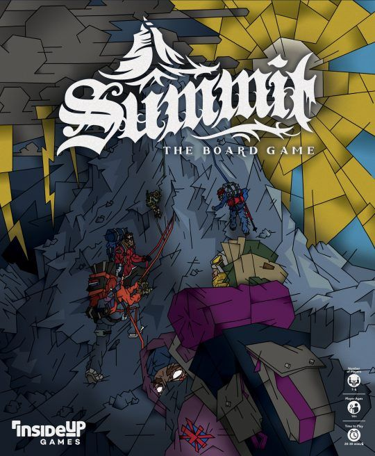 Summit: The Board Game