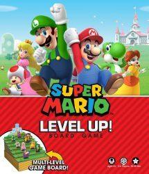 Super Mario: Level Up! Board Game