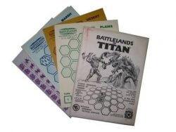 BattleLands of Titan