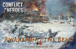 Conflict of Heroes: Awakening the Bear! (second edition)