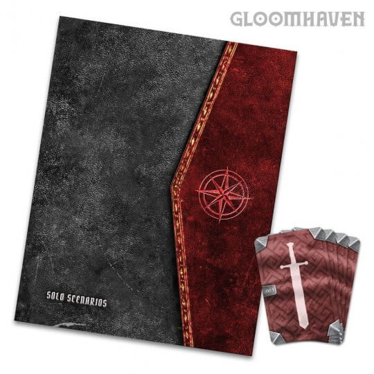 Gloomhaven: Solo Scenarios