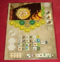 The Castles of Burgundy: 9th Expansion – The Team Game