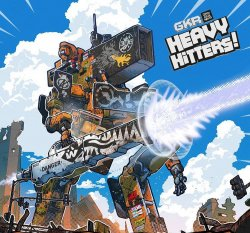 Giant Killer Robots: Heavy Hitters