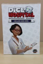 Dice Hospital: Deluxe Add-Ons Box