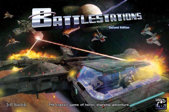 Battlestations: Second Edition