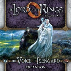 The Lord of the Rings: The Card Game – The Voice of Isengard