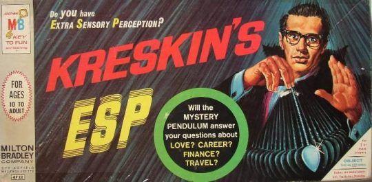 Kreskin's ESP
