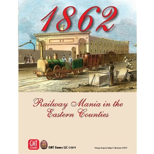 1862: Railway Mania in the Eastern Counties