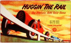 Huggin' The Rail