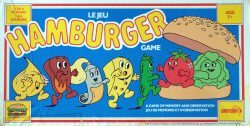 The Hamburger Game