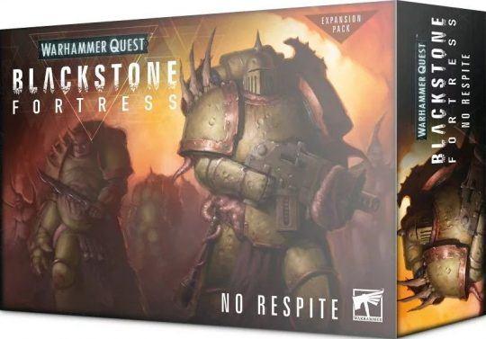 Warhammer Quest: Blackstone Fortress – No Respite
