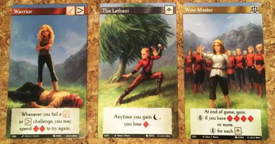 Call to Adventure: Name of the Wind – Friends & Mentors Kickstarter Exclusive Card Pack