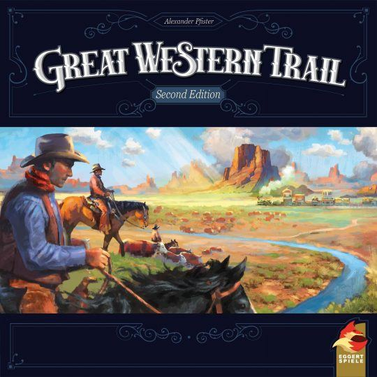Great Western Trail (Second Edition)