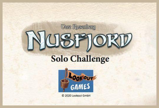Nusfjord: Solo Challenge